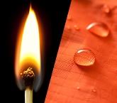 Flame Retardant & Stain Protection