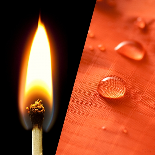 Flame Retardant & Stain Protection